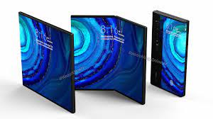 Huawei Mate X2 Foldable Concept ...