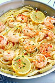 Easy Shrimp Scampi Recipe - Crunchy ...