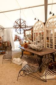 interesting vintage pieces and great presentation are hallmarks of the dealers at marburger farm antique show