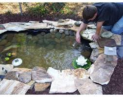 how to build a pond easily cheaply and beautifully the garden