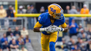 Tre Tipton Football Pitt Panthers H2p