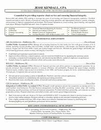 Certified Public Accountant Resume Accounting Resume Samples Lovely Job Resume Certified Public 1