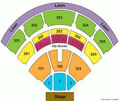 Jiffy Lube Lawn Seating Chart Seating Chart For Jiffy Lube Live Amc Fork And Screen