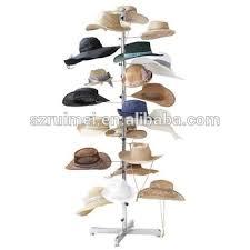 hat tree rack. Brilliant Hat Boutique Floor Standing Spinning Hat Tree Rack For G