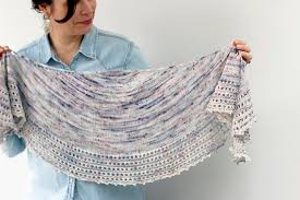 Knit Shawl Pattern Delectable Ravelry Spindrift Shawl Pattern By Helen Stewart