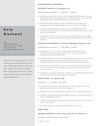 Resume Free Resume Builder Create A Professional Resume Fast