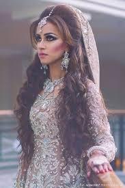 indian wedding hair halfup wedding hair halfup 19 shaadi bazaar stani bridal makeup