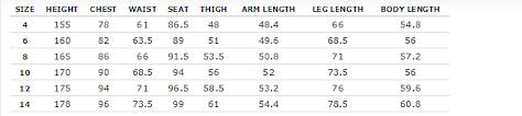 Rip Curl Dawn Patrol Size Chart Rip Curl Womens 3 2mm Dawn Patrol Cz Wetsuit