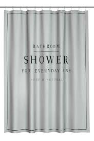 beige and gray shower curtain. text-print shower curtain - light grey home all | h\u0026m beige and gray
