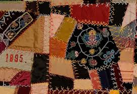 Crazy quilts: A patchwork of culture and memories | The State ... & This quilt, made by Amelia Shiery Linderman, is distinctive since a great  deal of Adamdwight.com