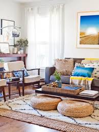 Large Living Room Furniture 15 Designer Tips For Living Large In A Small Space Hgtv