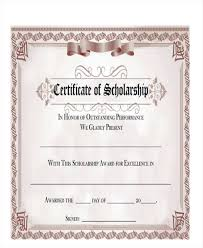 School Certificate Samples Download Our Sample Of Word Certificate