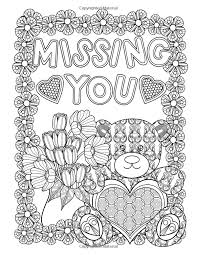 Amazoncom Adult Coloring Book Of Love A Romantic Coloring Book