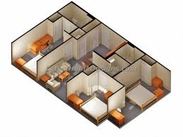 Remarkable Small House Design Small Houses And House Design On Pinterest 3  3 Bedroom Simple House ...