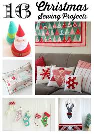 Best 25 Christmas Sewing Projects Ideas On Pinterest  Christmas Christmas Fabric Crafts To Make