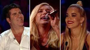 Ebru Gürsoy X Factor jürisini büyüledi
