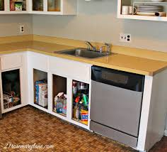 donna and tom love the look of granite but to replace the existing countertops with granite or any other material for that matter was way out of budget