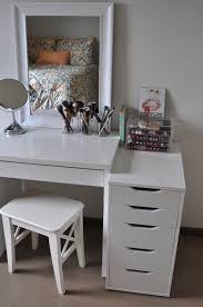 ikea makeup desk ideas furniture desks small vanity bathroom vanities