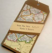 bookmark save the date save the date bookmark custom travel escort tag wish tree map