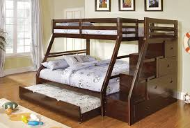 Awesome Twin Over Full Bunk Bed Stairs Elling Twin Over Full Staircase Bunk  Bed
