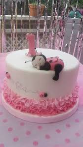 First Birthday Cake Girl Pinterest 21 Pink And Gold Party Ideas