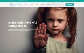 How To Design A Charity Website 29 Best Premium And Free Ngo Website Templates 2019