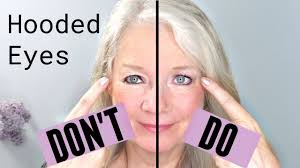 do s and don ts for hooded downturn or eye makeup awesome over 50