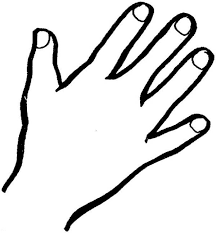 Small Picture 34 Coloring Page Hand Cartoon Hands Colouring Pages