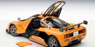 mclaren f1 lm. autoart 1995 mclaren f1 lm edition u2013 orange mclaren lm