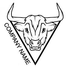 Bull Logo Stock Vectors Royalty Free Bull Logo Illustrations