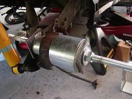 homemade wheel bearing puller. homemade wheel bearing puller a