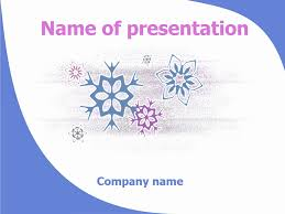 Winter Powerpoint Template Fresh Ice Powerpoint Templates Slides And ...