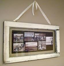 Old Window Frame Projects Remodelaholic 100 Ways To Use Old Windows