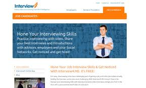 interactive job interview tools you should definitely use interview4 me interactive job interview tools