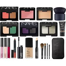 a beauty collage from july 2016 featuring set of brushes nars cosmetics and blush brush makeup
