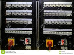 fuse box switch and lights stock photo image 83499808 fuse box switch and lights
