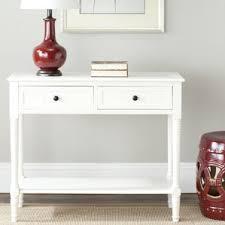 white entryway furniture. Manning 2 Drawer Console Table White Entryway Furniture