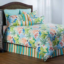 island breeze comforter set by victor mill photo