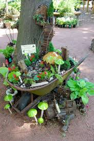 Small Picture Best Outdoor Fairy Garden Ideas Pictures Home Decorating Ideas