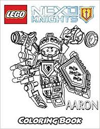 Amazoncom Lego Nexo Knights Coloring Book Coloring Book For Kids