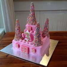 Easy Princess Castle Cake Ideas Kemixclub