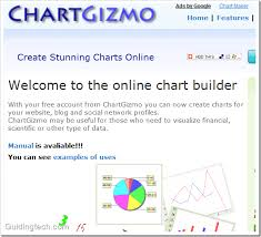 5 Nice Online Tools To Create Charts And Graphs
