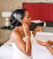 Coiffure Mariée Africaine Blacknwed Wedding Magazine