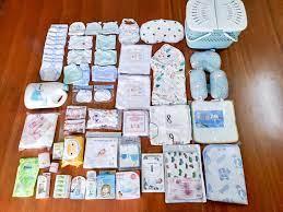 Shop đồ Sơ Sinh Đà Nẵng - Combo đi Sinh Mùa đông đầy đủ - Shop Mẹ Và Bé Đà  Nẵng - Thiên Thần Nhỏ