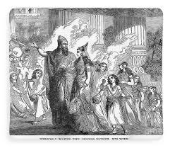 Xerxes I 519?-465 B.c. Fleece Blanket for Sale by Granger