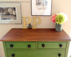 green painted furniture. Green Farmhouse Dresser Traditional-bedroom Painted Furniture