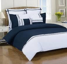 navy blue duvet cover king