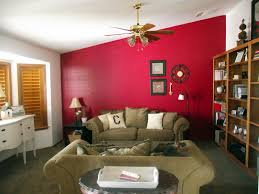 Decorating, Astounding Interior House With Red Wall: Cool Colors Wall that  Go with Red