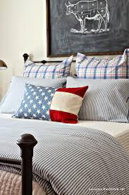 DIY Farmhouse American Flag Decor Ideas