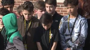 Northridge Middle School Students Hold Walkout Wsbt